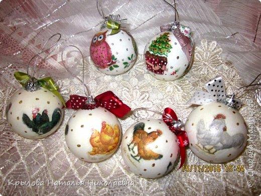 Новогодние игрушки. фото 15