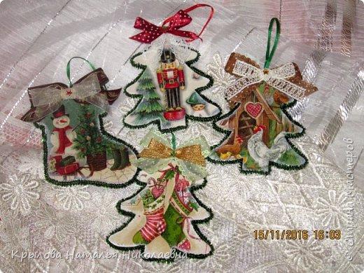 Новогодние игрушки. фото 11