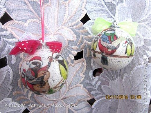 Новогодние игрушки. фото 4