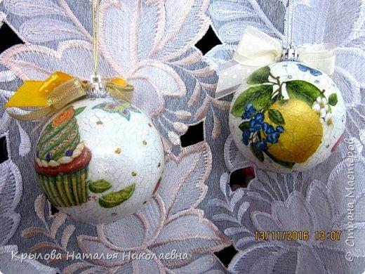 Новогодние игрушки. фото 5
