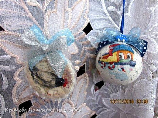 Новогодние игрушки. фото 8