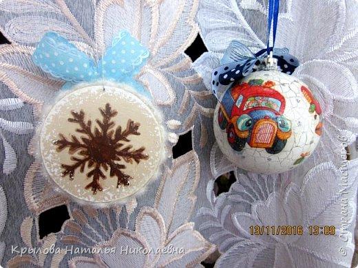 Новогодние игрушки. фото 9