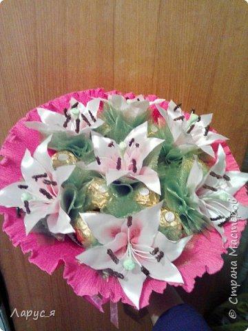 Лилии атласные фото 1