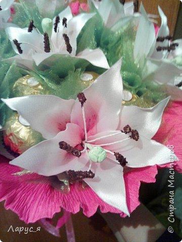 Лилии атласные фото 2