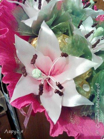Лилии атласные фото 3