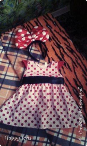 Новогодний костюм Доченьки фото 1