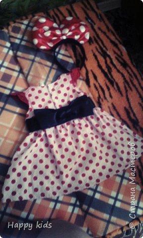 Новогодний костюм Доченьки фото 2