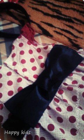Новогодний костюм Доченьки фото 3