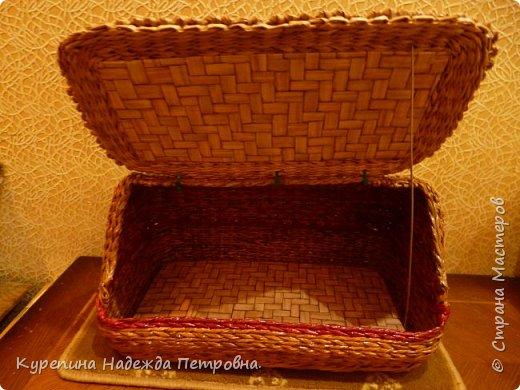 Хлебница размером 40 смх20х20. фото 2