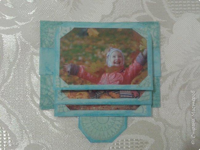 Доброго времени суток уважаемые жители СМ! Что такое  радость????? Радость – это такое чувство, которое поднимает настроение, заставляет улыбаться и чувствовать себя счастливым. Для каждого человека радость – это что-то своё. Для мамы и папы – это здоровый и счастливый ребёнок. Для малыша – это новая игрушка. Для бабушки и дедушки – это улыбка близкого человека. И мы стараемся запомнить  каждый радостный момент в жизни и сохранить это в фотографиях. Вот и я попыталась в этой серии АТС сделать страничку из семейного альбома с фотографиями радостных, счастливых детей. Для этого я использовала  каскадный водопад в скрапбукинге - водопад из фотографий. Училась по МК в интернете:  https://yandex.ru/video/search?p=2&filmId=4588344657610822800&text=%D0%BA%D0%B0%D1%81%D0%BA%D0%B0%D0%B4%D0%BD%D1%8B%D0%B9%20%D0%BC%D0%B8%D0%BD%D0%B8%D0%BA%20%D0%BC%D0%BA&noreask=1&path=wizard   Выбирают только участники совместника http://stranamasterov.ru/node/1055187?c=favorite . фото 8