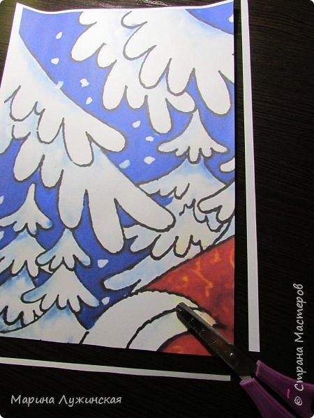 Всем ДОБРЫЙ ДЕНЬ!  Хочу показать наш КАЛЕНДАРЬ ОЖИДАНИЯ НОВОГО ГОДА, который сделала сегодня ночью своим детишкам для месяца декабрьского волшебства, сюрпризов и новогоднего настроения... Ожидание Нового Года - это наша самая любимая, самая яркая семейная традиция. Подробней о ней Вы  можете почитать у меня на страничках  в чудной Стране Мастеров.  фото 7