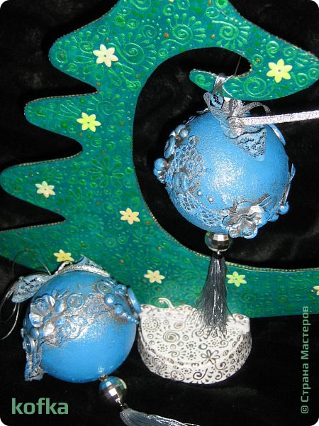 Здравствуй Страна Мастеров, мои дорогие соседи. Я активно продолжаю подготовку к новогодним праздникам, времени все меньше, а задумок все больше ))) Сделала еще одну композицию со свечой по МК http://stranamasterov.ru/node/1053761?c=favorite, большое спасибо автору. фото 8