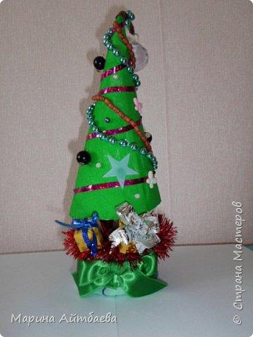 Добрый день) вот такие елочки у меня получились к новому году))  фото 3