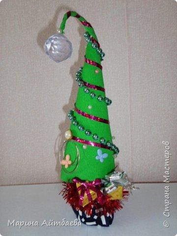 Добрый день) вот такие елочки у меня получились к новому году))  фото 5