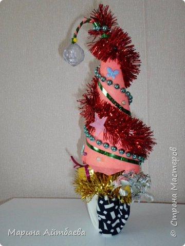 Добрый день) вот такие елочки у меня получились к новому году))  фото 6