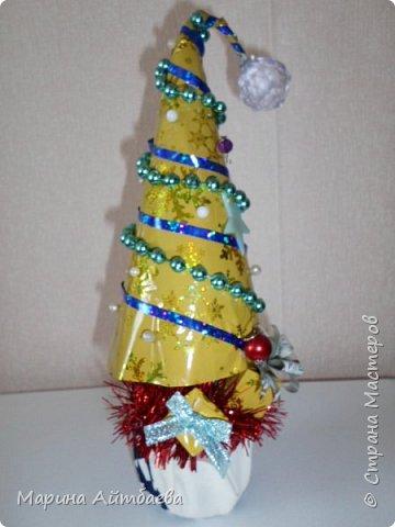 Добрый день) вот такие елочки у меня получились к новому году))  фото 9