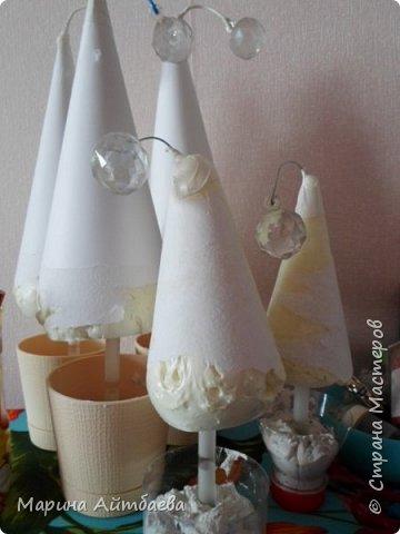 Добрый день) вот такие елочки у меня получились к новому году))  фото 10