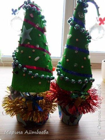 Добрый день) вот такие елочки у меня получились к новому году))  фото 11