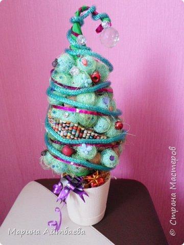 Добрый день) вот такие елочки у меня получились к новому году))  фото 14