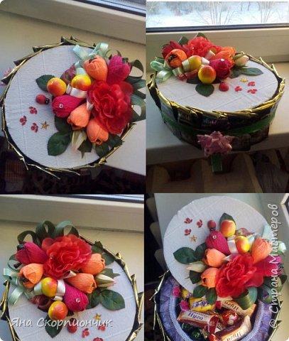Подарочек ко дню рождения. фото 1