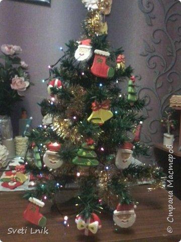 Вот такими милыми игрушками будем украшать елочку на Новый год)) фото 4