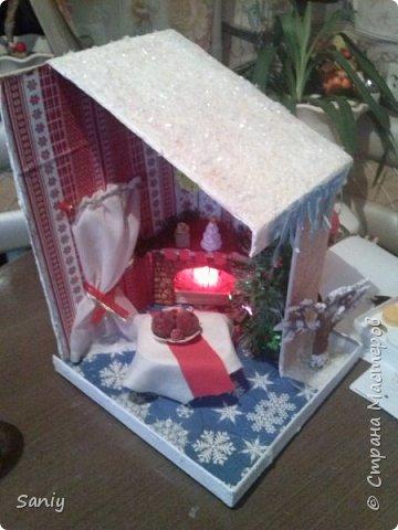 Рождественская комната фото 1