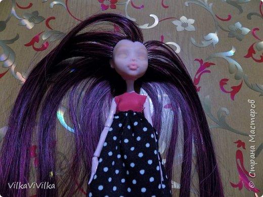 Как я перепрошиваю голову кукле. фото 1