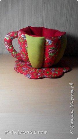 Чашка- ваза для конфет и заварник для хранения чайных пакетиков  фото 6
