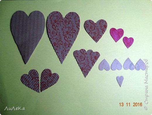 Я к вам с новогодними петушками. С сердечными! Все детали петушков в форме сердца. фото 6