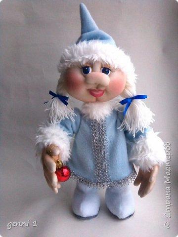 Куклы сделаны по мк Ирины Мокреевой. фото 3