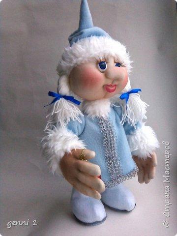 Куклы сделаны по мк Ирины Мокреевой. фото 4