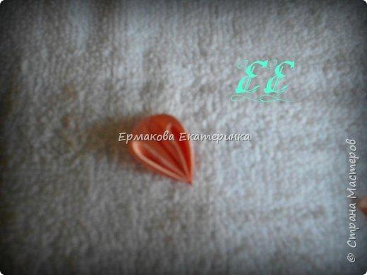 Вот такая чудесная резиночка для пучка у меня появилась))) фото 12