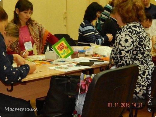 Сегодня я расскажу о семинаре, который состоялся у нас в городе Верхотурье. Но своё начало он взял в нашей любимой Стране Мастеров.  фото 28
