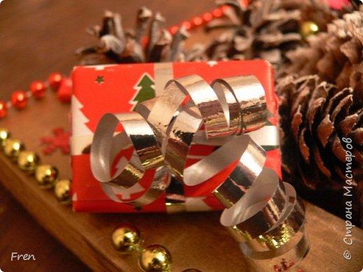 Всем прекрасного времени суток и хорошего настроения!!!!  В прошлом году я дарила в подарок своим близким по новогодней картине и даже делала МК:  http://stranamasterov.ru/node/982422 Но сделать себе такую так руки и не дошли. И вот в этом году я ее все таки сделала и решили вам всем показать. :)))  фото 3