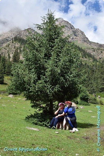 Здравствуй, мой солнечный гостеприимный Кыргызстан!!!  20 лет я не была на Родине... 24 июля 1996 года мы уехали на ПМЖ в Германию... 16 июля 2016 года со старшим сыном и его невестой - девушкой из Швейцарии с русским именем Тамара - мы прилетели в Бишкек!!! фото 16