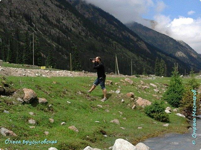 Здравствуй, мой солнечный гостеприимный Кыргызстан!!!  20 лет я не была на Родине... 24 июля 1996 года мы уехали на ПМЖ в Германию... 16 июля 2016 года со старшим сыном и его невестой - девушкой из Швейцарии с русским именем Тамара - мы прилетели в Бишкек!!! фото 18