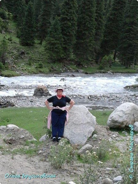 Здравствуй, мой солнечный гостеприимный Кыргызстан!!!  20 лет я не была на Родине... 24 июля 1996 года мы уехали на ПМЖ в Германию... 16 июля 2016 года со старшим сыном и его невестой - девушкой из Швейцарии с русским именем Тамара - мы прилетели в Бишкек!!! фото 25