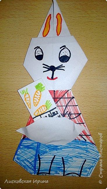 Благодаря работам Натальи http://stranamasterov.ru/node/1048597?c=favorite, мои маленькие первоклассники сделали грибочки.  фото 11
