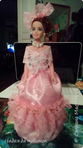 Моя первая кукла шкатулка фото 1