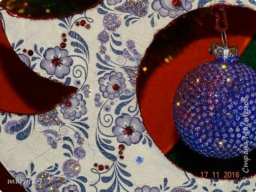 Добрый день, уважаемые жители СМ!!! Новый год все ближе и ближе, времени все меньше и хоть я и начала подготовку к празднику месяц назад, еще столько нужно сделать........ Но первая партия подарков готова: фото 14