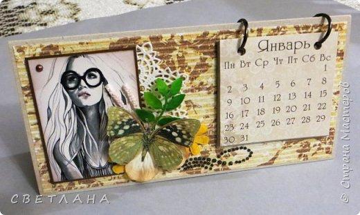 Покажу календари  на  новый 2017  год фото 4