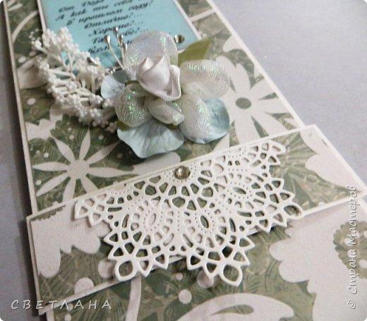 Конверты  для  денег  к  НГ.    Использовала  -  скрапбумагу,  скрапукрашения,  распечатки на  принтере,  дизайнерский  картон. фото 12