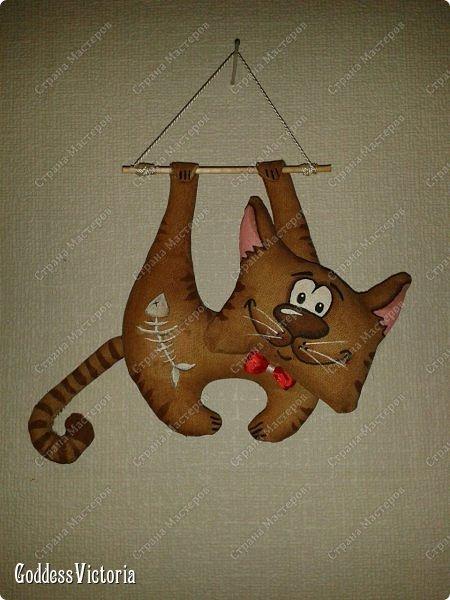Очень понравилась идея, поэтому было решено сделать котиков-повторюшек для себя и в подарок) Получилось вкусно и забавно, а главное времени потребовалось немного)  фото 5