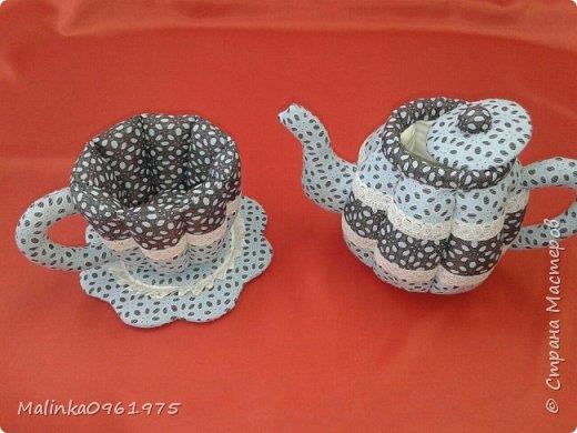 Чашка- ваза для конфет и заварник для хранения чайных пакетиков  фото 10
