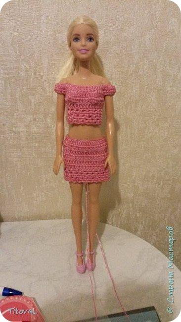 Решила приодеть Барби. фото 6