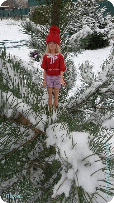 Решила приодеть Барби. фото 3