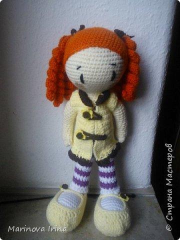 Моя первая большая кукла фото 2