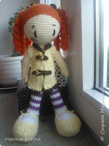 Моя первая большая кукла фото 1