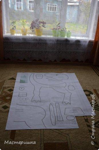 """Это наша самая любимая поделка....за последний месяц)))) Конь был жизненно необходим участнику городского проекта """"Танцующий город"""" фото 2"""