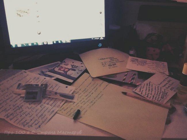 Здравствуй, Страна Мастеров! Я заметила, что здесь редко появляются записи по теме mail art, посткроссинг и бумажные письма. Может кто-то об этом не знает, но это невероятно интересные вещи! Мне захотелось рассказать про это немного и привлечь новых людей к данному увлечению.  фото 8